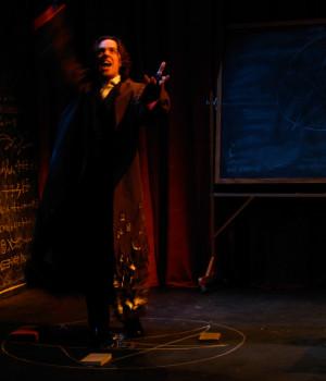 Faustus Conjures
