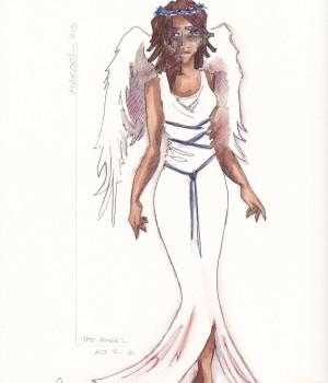 Angel Rendering