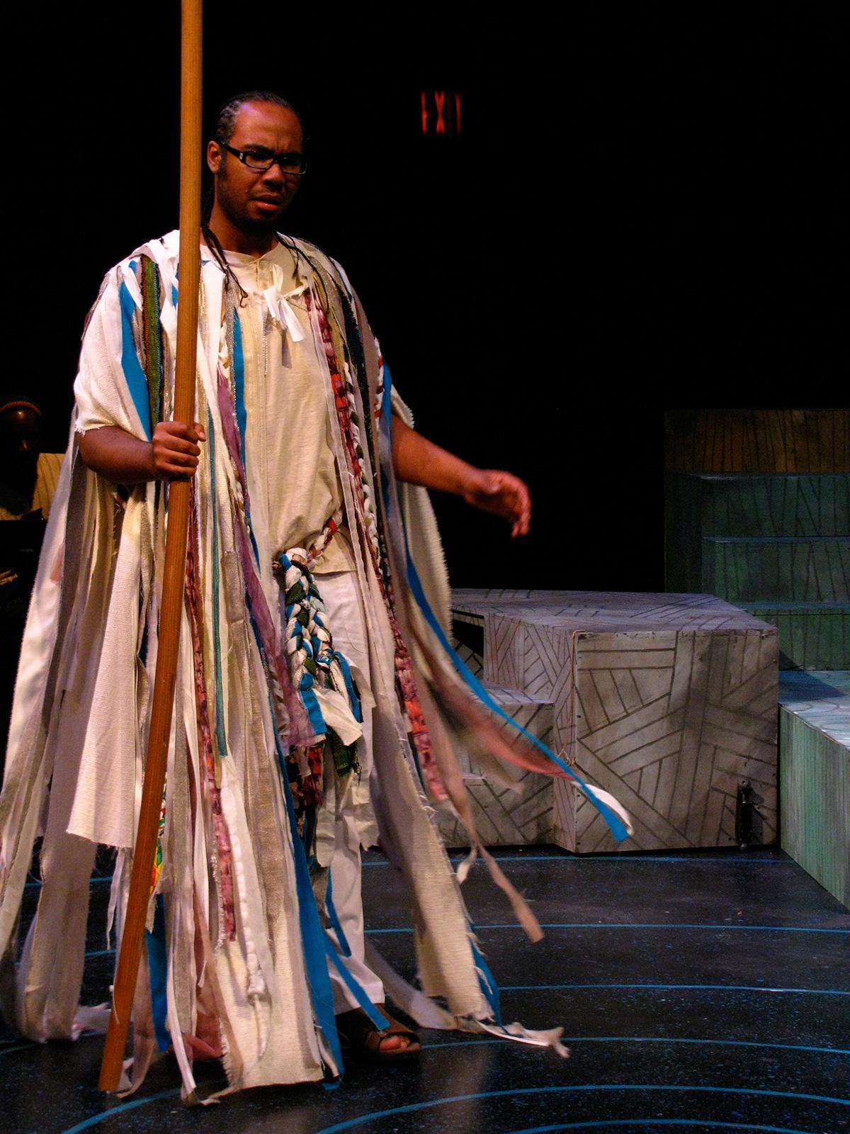 Prospero The Tempest