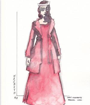 Lady Macbeth Rendering