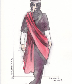 Macbeth Rendering