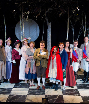 Into the Woods Full Company