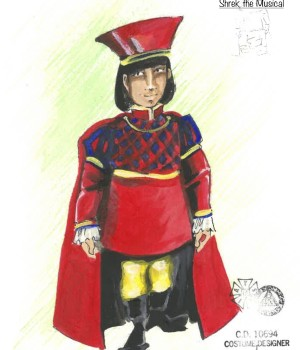Lord Farquaad Rendering