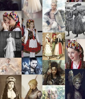 Princess Buggerlaus Collage