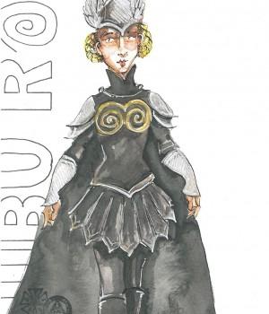 Princess Buggerlaus Rendering